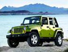 Jeep wrangler front view photo